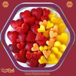 پک میوه اسلایس