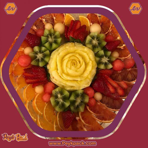 پک میوه آرائی