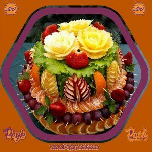 میوه آرائی 3