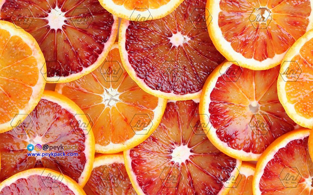 حلقه های پرتقال، پرتقال خونی