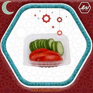 پک گوجه خیار
