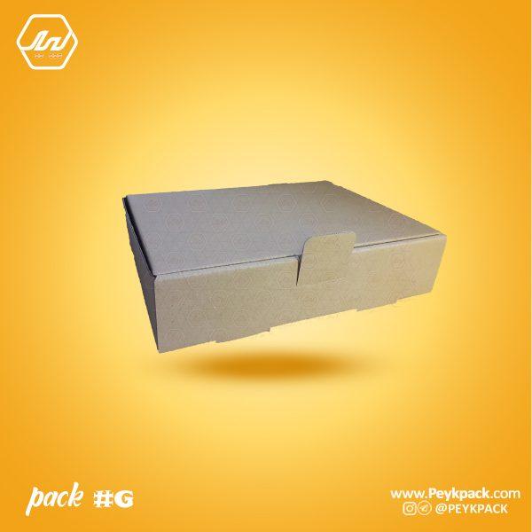 جعبه های خام پذیرایی